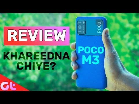 Poco M3 Review with Pros and Cons | Best Phone Under 10000… Really? | ASLI SACH | GT Hindi