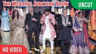 FULL SHOW  - Pati Patni Aur Woh Walks For Abu Jani Sandeep Khosla | The Wedding Junction Show