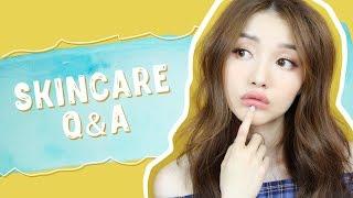 asktina skincare qa giải đáp các thắc mắc về da