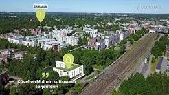 As. Oy Helsingin Jalopähkinä | Tyylikkäät city-yksiöt Helsingin Pukinmäessä alk. 145 000 €!