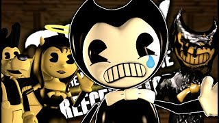 THE TRAGIC ENDING TO BENDY IS REVEALED!! | Chapter 5 & 6 | Bendy and the Ink Machine: Reece