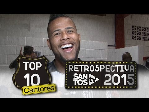 Top 10 – Cantores (Retrospectiva 2015)