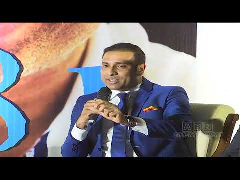 281 and Beyond Book Launch   Cricketer VVS Laxman Autobiography Book Launch   ABN Entertainment