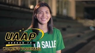 Kim Dy - De La Salle University | Dare To Be True | UAAP 79