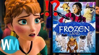 TOP 10 des PIRES PLAGIATS de FILMS D'ANIMATION !