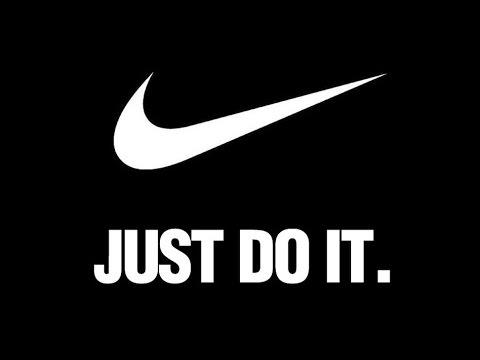 Just do it. ВИРУСНАЯ РЕКЛАМА НАЙК!