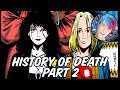 History of Death Part 2 + Giveaway