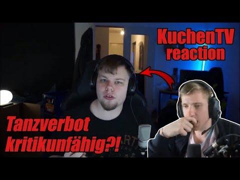 KuchenTV reagiert auf Tanzverbot's Statement zum A7 🤔 | Cringe von Lisartes & Cookies 😂