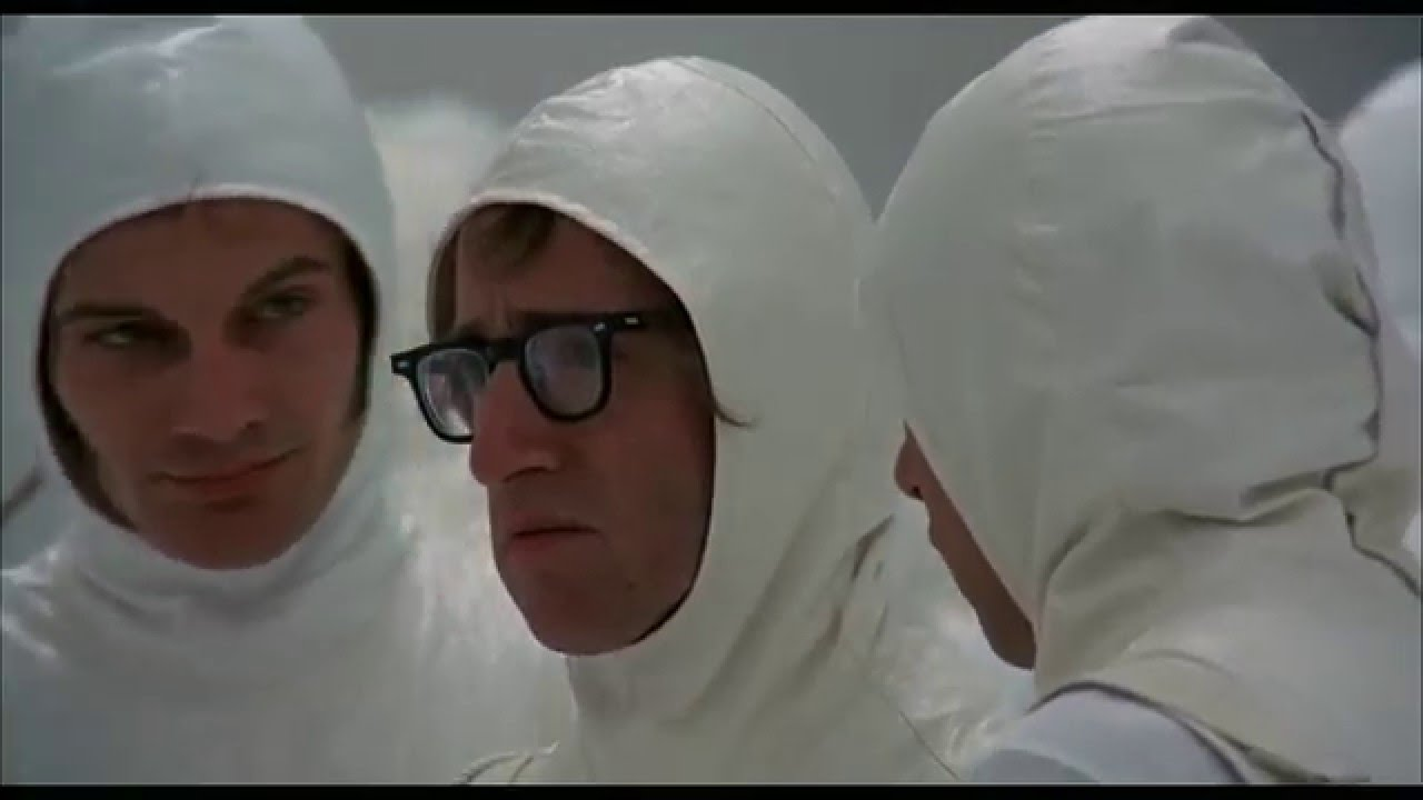 Everything You Always Wanted To Know About Sex Woody Allen 1972 Spermatozoon 2 Sub