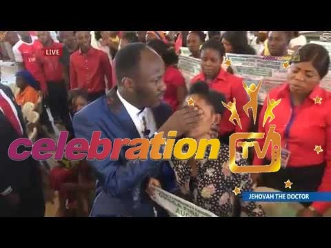 Jehovah The Doctor Healing And Deliverance Service -  Apostle Johnson Suleman #PART 2