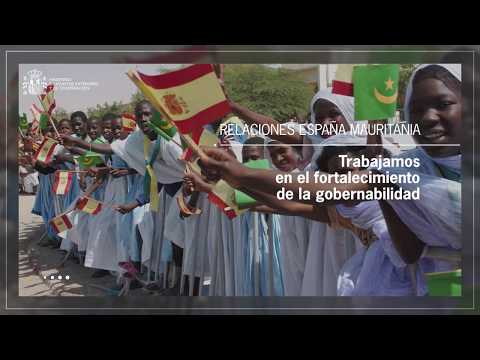 Relaciones España Mauritania