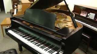 Yamaha baby grand piano w disklavier antidiary for Yamaha disklavier grand piano