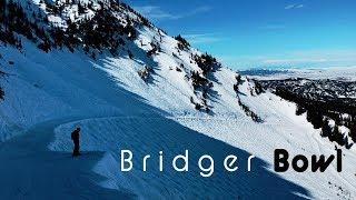Bridger Bowl - Charity Lutheran Sr. High Ski Trip 2019