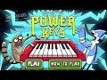Regular Show: Power Keys | Cartoon Network [Best Game 4 Kids]
