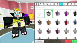How To Be Drift Skin From Fortnite In Robloxian Highschool!! (Game Is SO BROKEN)