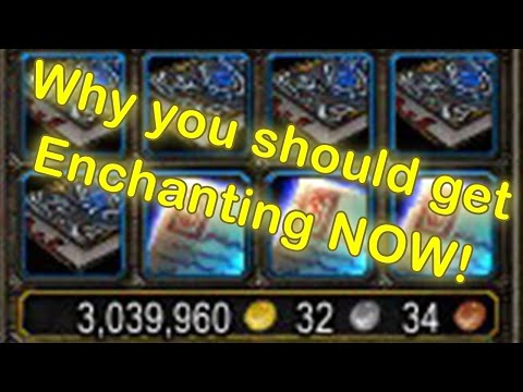 WoW Enchanting Profession - Why You Should Get It (Enchanting Guide) (World Of Warcraft Gold Guide)