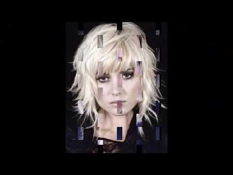 Coiffure Blonde Platine Youtube