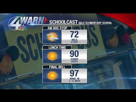 Gale Elementary School on News 4 Tucson