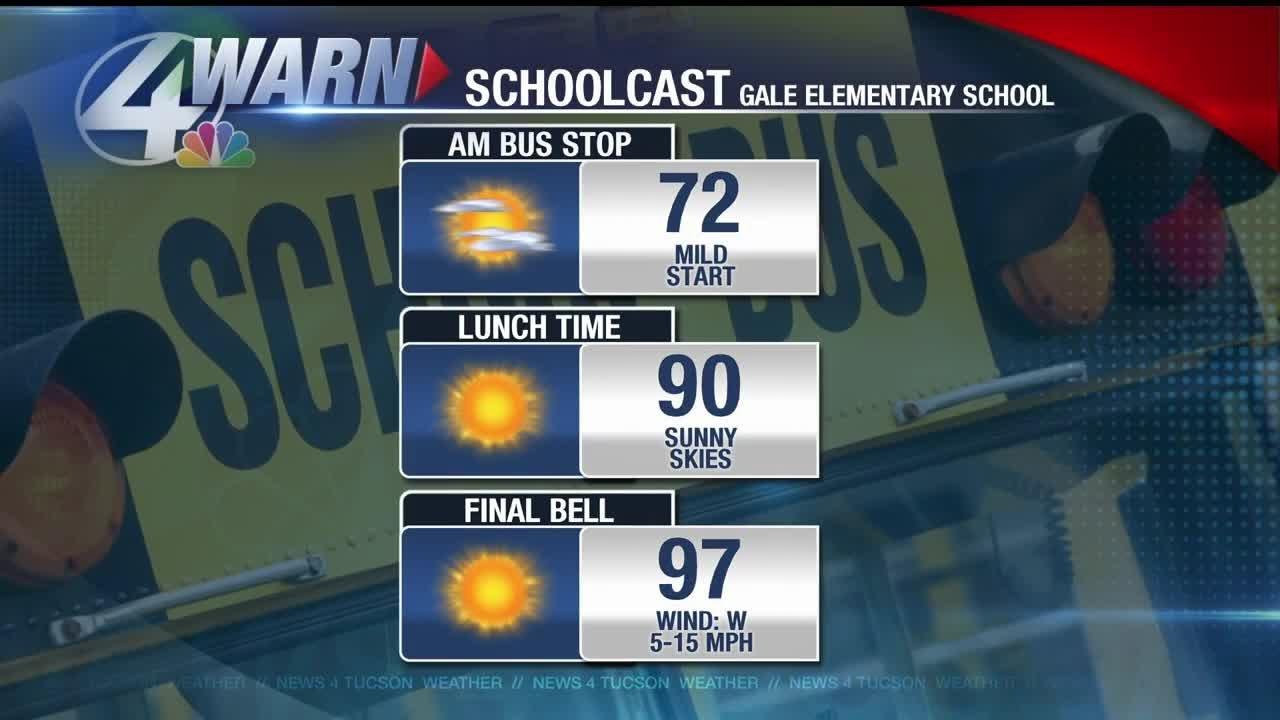 News 4 Tucson >> Gale Elementary School On News 4 Tucson Youtube