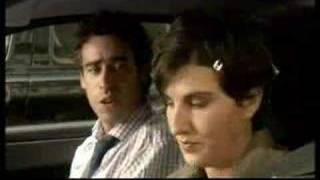 Green Wing - Traffic Jam (Hilarious)