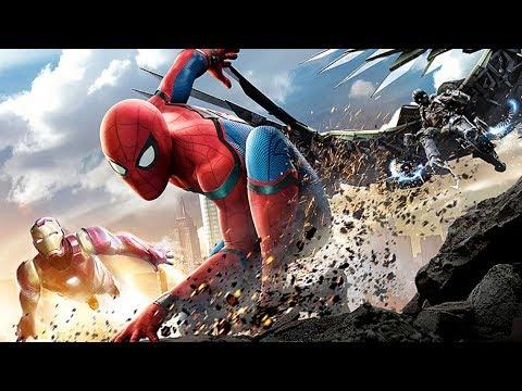 Человек паук: возвращение