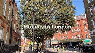 런던브이로그 | 영국집에 바베큐 파티 초대받기, 그리니…