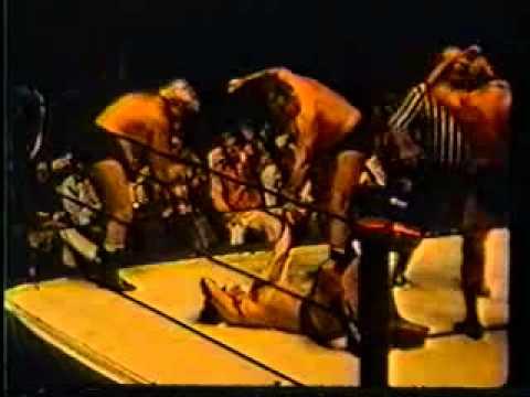 Rip Hawk & Swede Hansen vs Johnny Weaver & Art Nelson