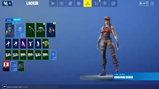 Free fortnite account with renegade