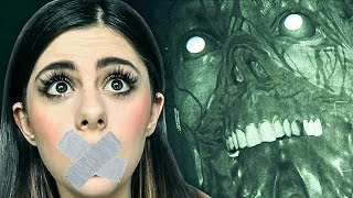 TRY NOT TO GET SCARED CHALLENGE (Outlast 2)