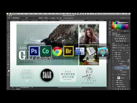 Photoshop CS6 Creative Cloud Update Dec 2012 - What's New?
