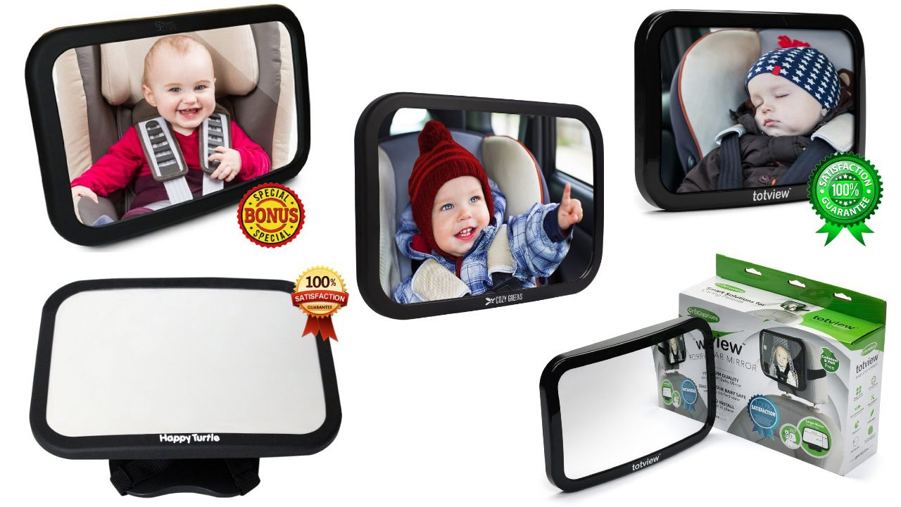 Best Baby Mirror For Car 2018