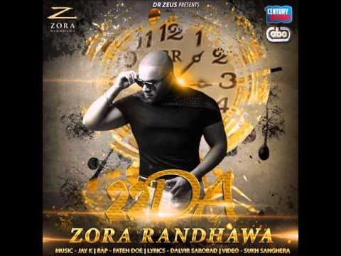 22DA Ft Fateh & Jay K & Zora Randhawa