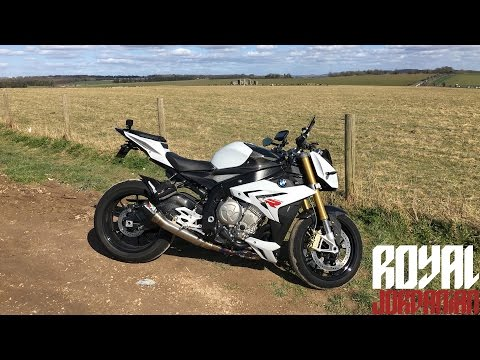 Stonehenge on a BMW S1000Rs