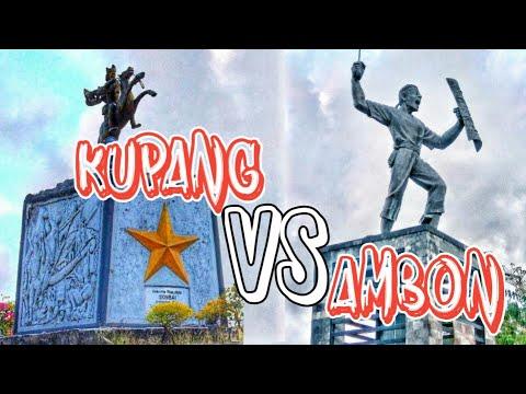 kota-ambon-vs-kota-kupang