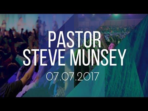 OCI - Pastor Steve Munsey