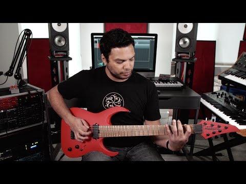 Periphery – Blood Eagle (Guitar Playthrough)
