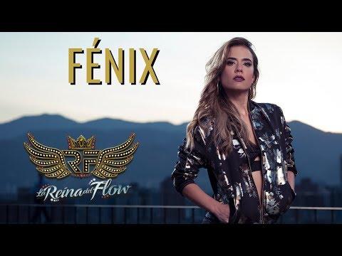 Fénix - Yeimy (Gelo Arango) La Reina Del Flow 🎶 Canción Oficial - Letra | Caracol TV