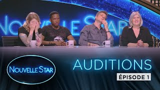 FULL EPISODE 1 - Auditions - Nouvelle Star 2017 -