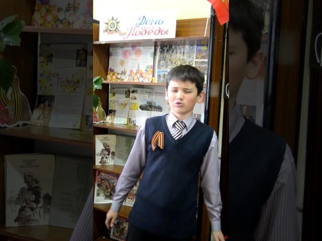 Изображение предпросмотра прочтения – ГерманЮщенко читает произведение «Рассказ танкиста» А.Т.Твардовского