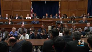 House To Hold First Public Hearing In Impeachment Inquiry