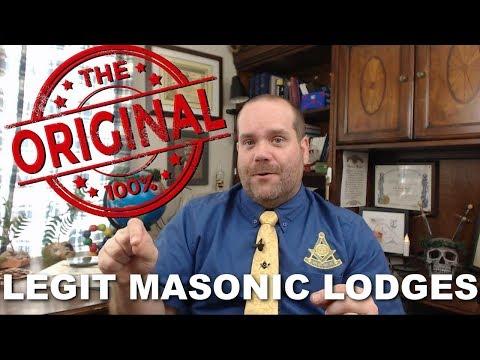 Real Masonic Lodges