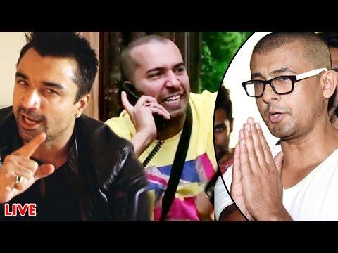 ANGRY Ajaz khan & Ali Qli Mirza THREATENED Sonu Nigam's Azaan Controversy