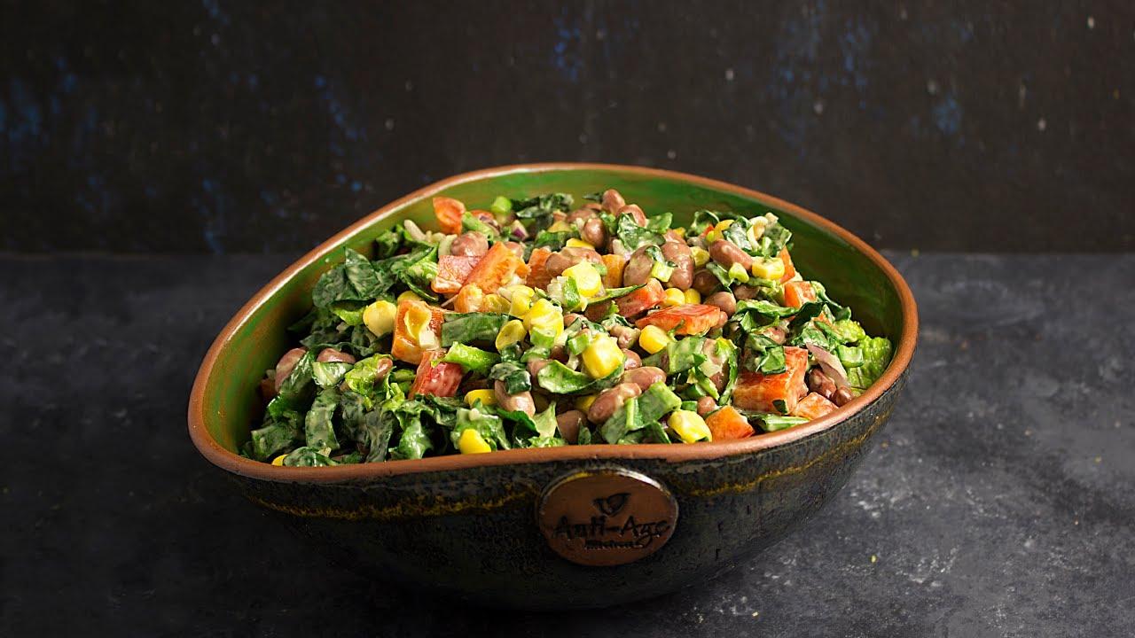 2 ЗАПРАВКИ для салата, которые можно есть ложками и НЕ ТОЛСТЕТЬ Майонез из фасоли Майонез из авокадо