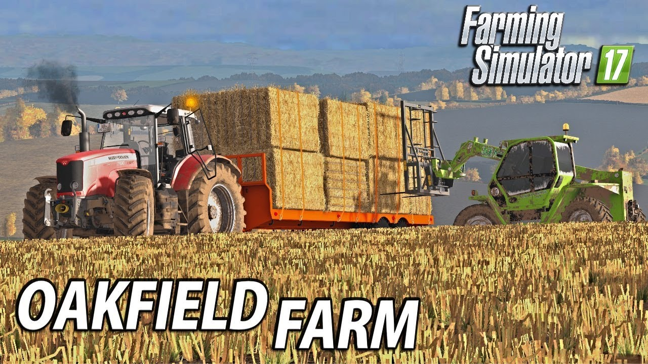 THIS IS THE LAST STRAW! | Farming Simulator 17 | Oakfield Farm - Episode 22