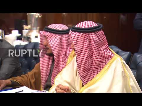 Russia: Saudi Energy Minister and Novak hail cooperation