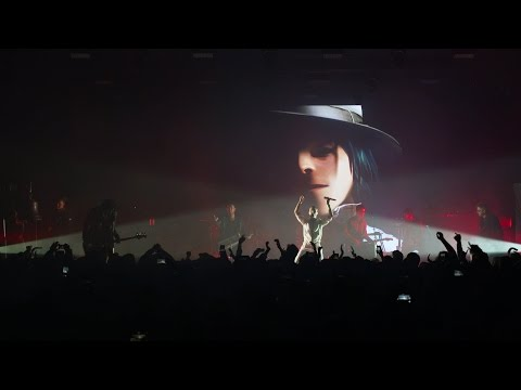 GORILLAZ 'We Got The Power' Live at Printworks London
