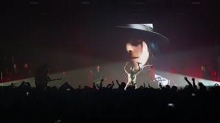 Gorillaz We Got The Power Live at Printworks London