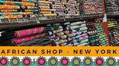 African Prints Fabric - Fabrics USA Inc - NewYork - Ankara Collection