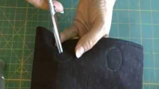 Installing Purse Grommets