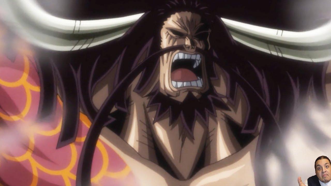 Wallpaper Hd One Piece Kaido Revealed Vs Kid Alliance One Piece Episode 739